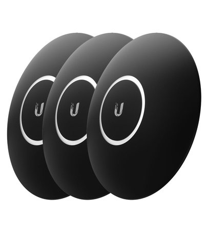 Ubiquiti Cover Black for UAP-nanoHD 3-Pack-DEMO