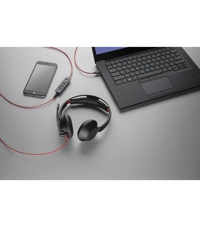 POLY Blackwire C5220 duo USB-A