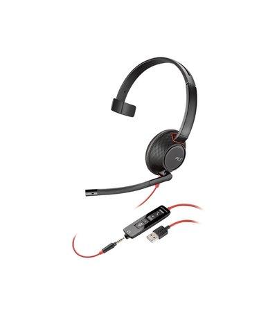 POLY BLACKWIRE C5210 USB-A WW