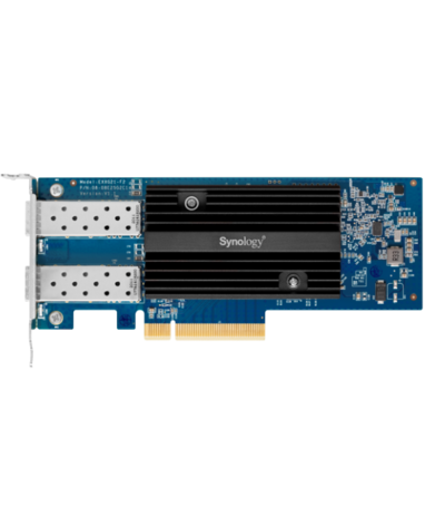 Synology Ethernet Adapter E10G21-F2