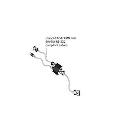 POLY EagleEye Digital Breakout Adapter (DBA)-camera.  Breaks out EE IV or E