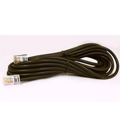 POLY Cable - 8 Wire Console Cable, keyed RJ-45 to RJ-45, 6.4m/21ft, for Voi