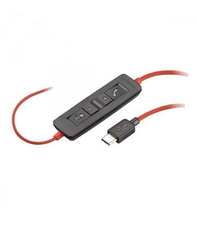 POLY BLACKWIRE C3210 USB-C BLACK