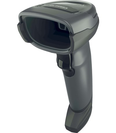 Zebra DS4608-SR Handheld Scanner - USB - Ex. Stand
