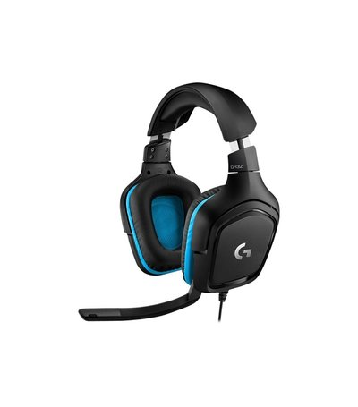Logitech Headset G432 Gaming Headset wired retail