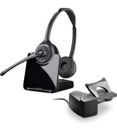 Plantronics CS520 draadloze headset duo + HL10 hoornlifter