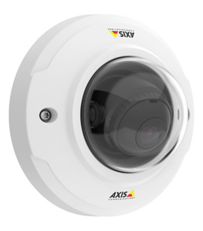 Axis M3045-V IP Indoor Dome White