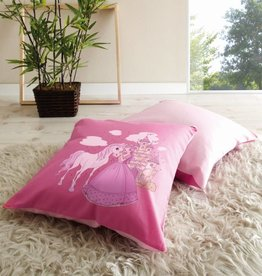 Kussenset - Horse - pink