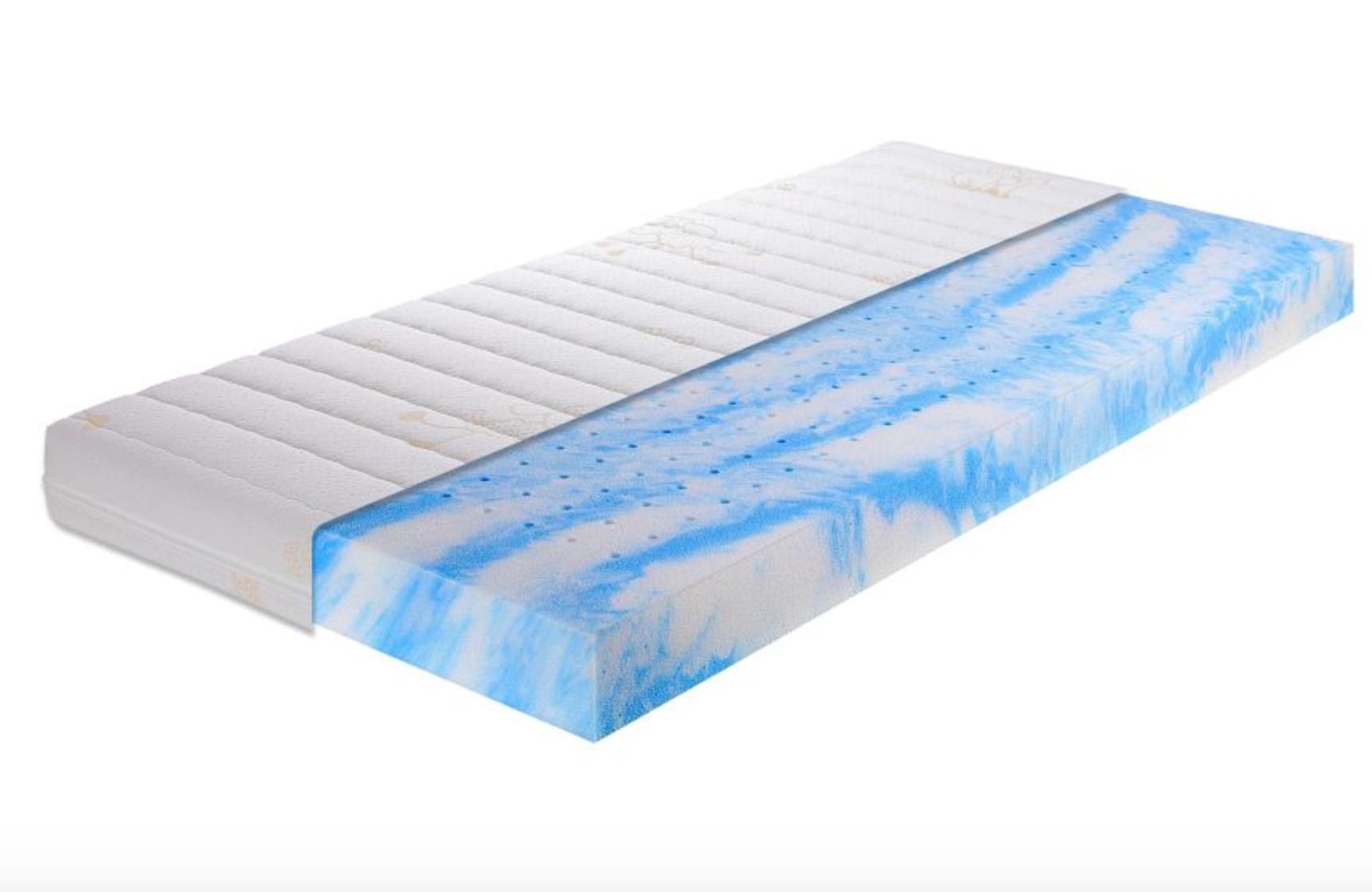 Milieuvriendelijke matrassen gemaakt van natuurlijke materialen