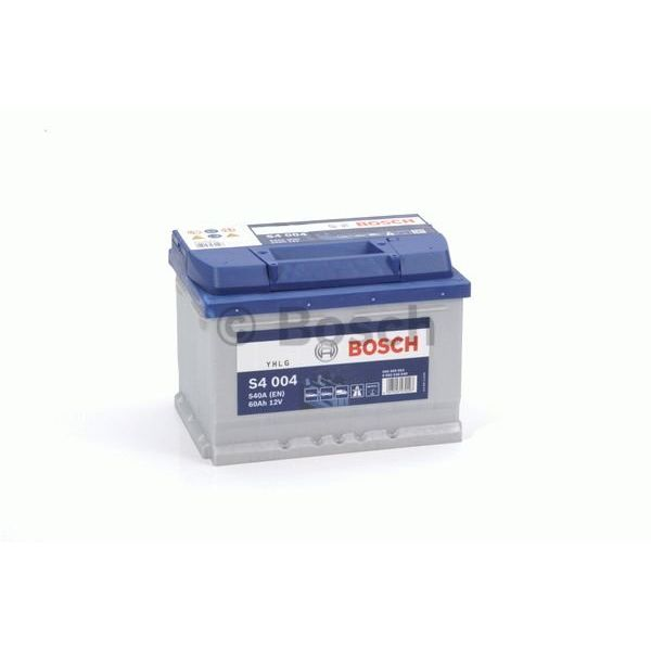 S4004 start accu 12 volt 60 ah