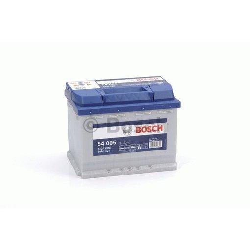 Bosch S4005 start accu 12 volt 60 ah