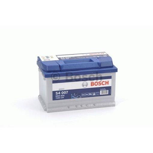 Bosch S4007 start accu 12 volt 72 ah