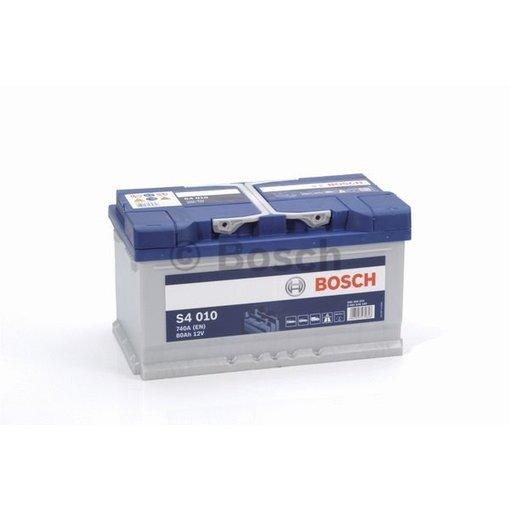 Bosch S4010 start accu 12 volt 80 ah