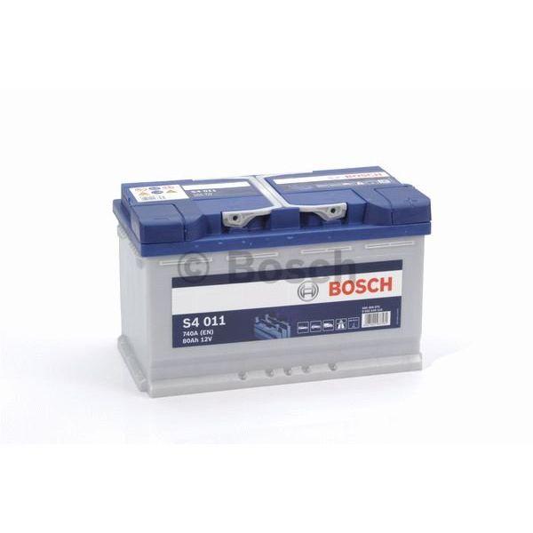 S4011 start accu 12 volt 80 ah