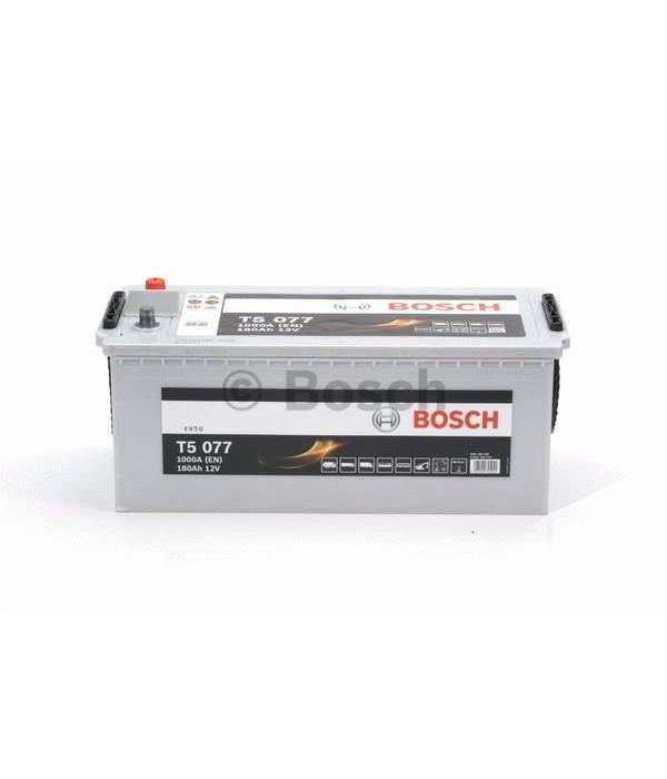 Bosch Startaccu 12 volt 180 ah type T5 077