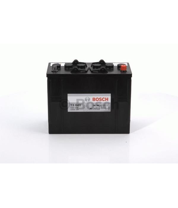 Bosch Startaccu 12 volt 125 ah T3 040 Black truckline
