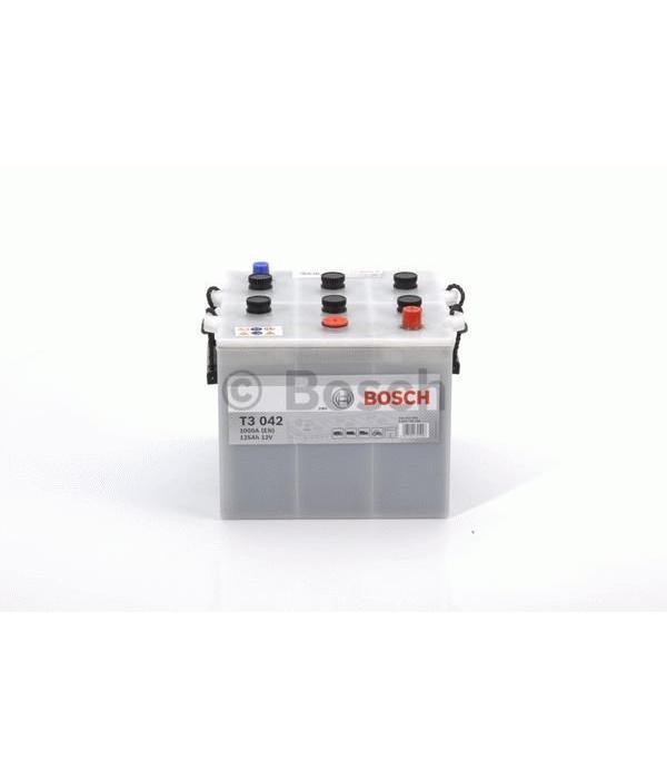 Bosch Startaccu 12 volt 125 ah T3 042 Black truckline