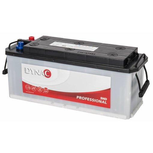 Dynac 12 volt 135 ah Type SHD 63539 startaccu