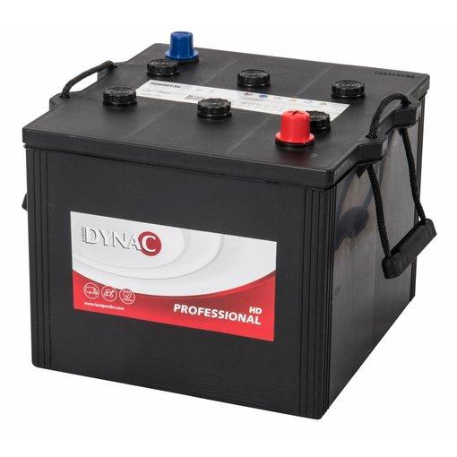 Dynac 12 volt 110 ah Type HD 60013 startaccu