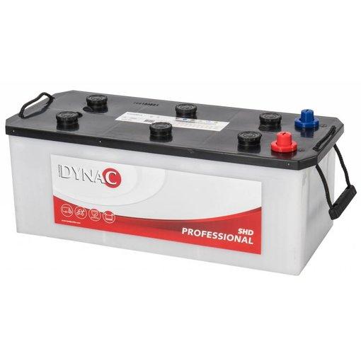 Dynac 12 volt 130 ah Type SHD 63013 startaccu