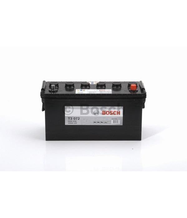 Bosch Startaccu 12 volt 100 ah T3 072 Black truckline