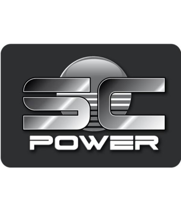 SC 38 Power premium 3,8 A acculader ook voor LITHIUM