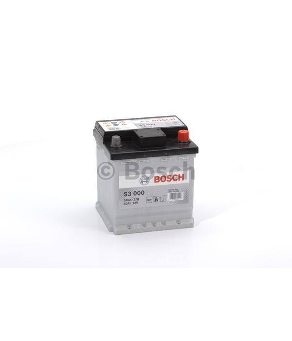 Bosch Auto accu 12 volt 40 ah Type S3000