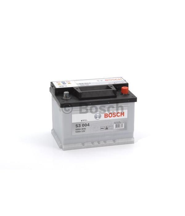 Bosch Auto accu 12 volt 53 ah Type S3004