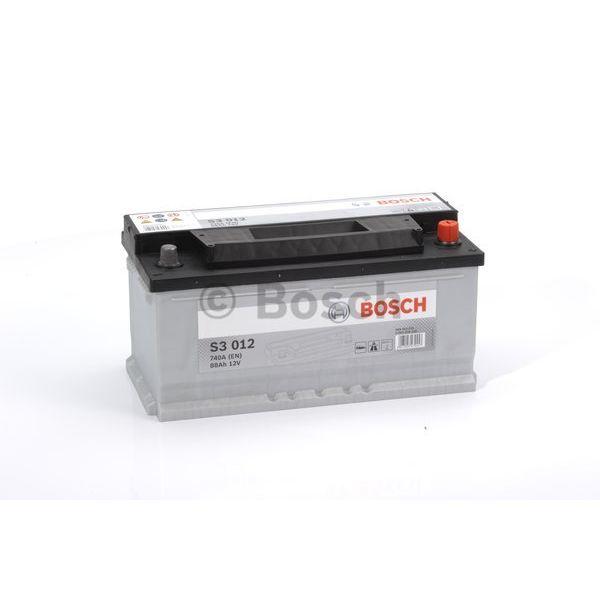 S3012 start accu 12 volt 88 ah