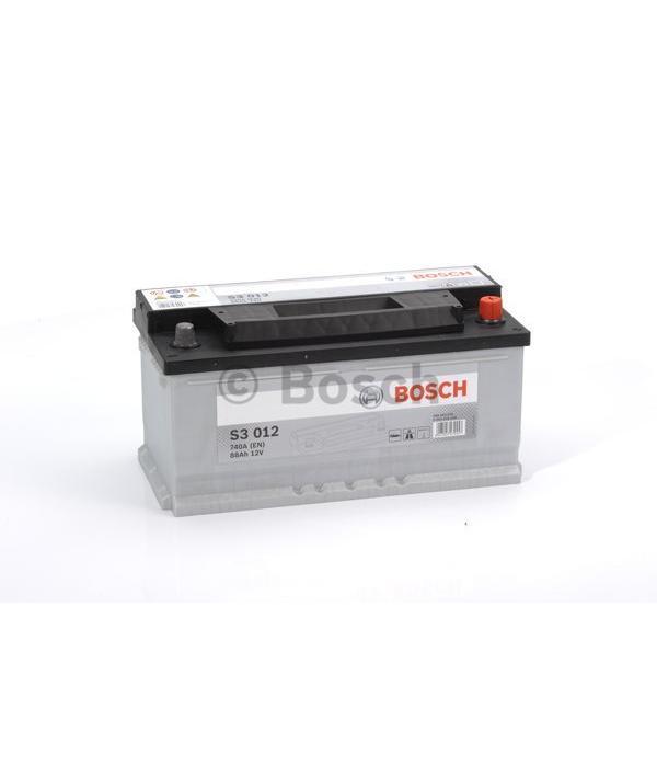 Bosch Auto accu 12 volt 88 ah Type S3012