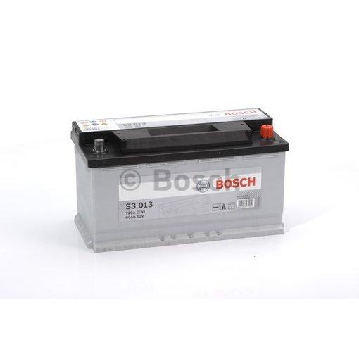 Bosch S3013 start accu 12 volt 90 ah