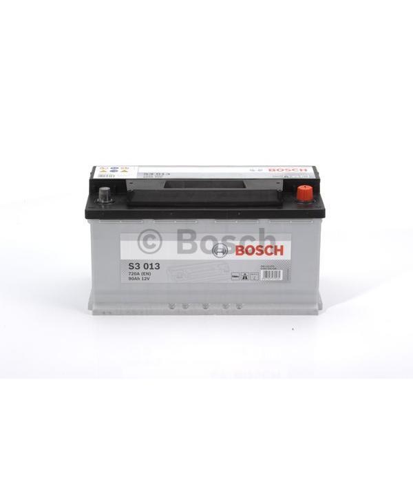 Bosch Auto accu 12 volt 90 ah Type S3013