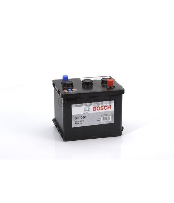 Bosch Auto accu 6 volt 77 ah Type S3061