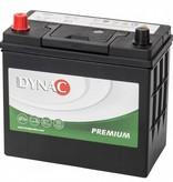 Dynac Auto accu 12 volt 45 ah Type 54524