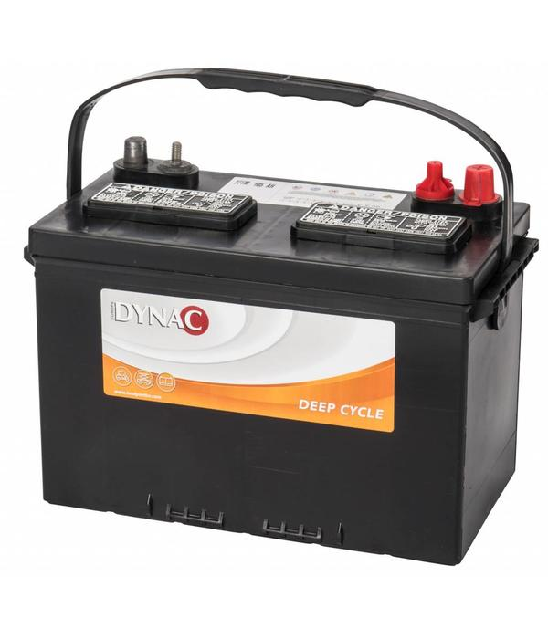 Dynac Deep Cycle accu 12 volt 105 ah Type 27 TM