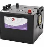 Dynac Gel accu 12 volt 110 ah GB110