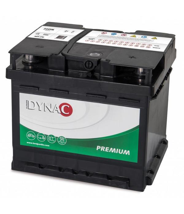 Dynac Auto accu 12 volt 43 ah Type 54317