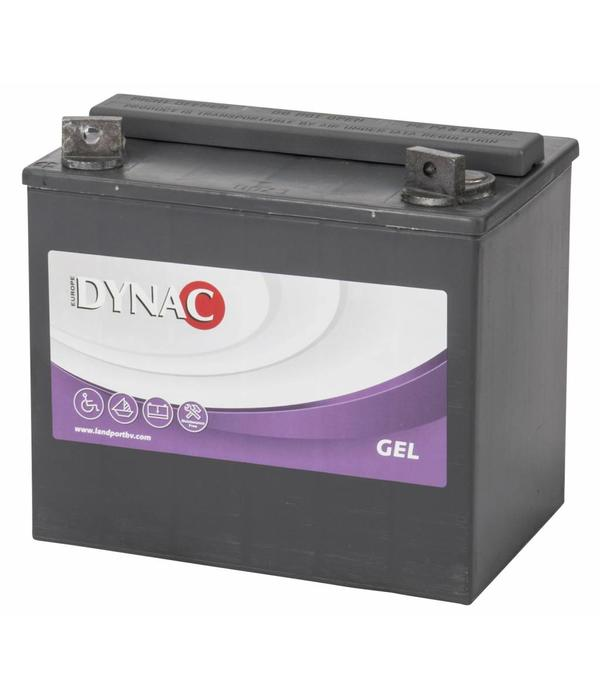 Dynac Gel accu 12 volt 30 ah GB30