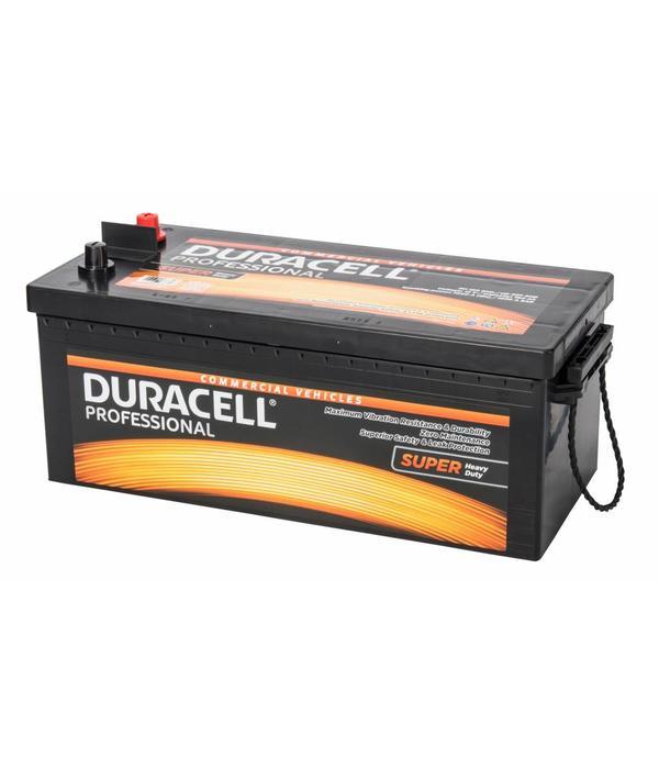 Duracell SHD 12 volt 180 ah startaccu BDP 180