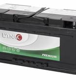 Dynac Auto accu 12 volt 100 ah Type 60030