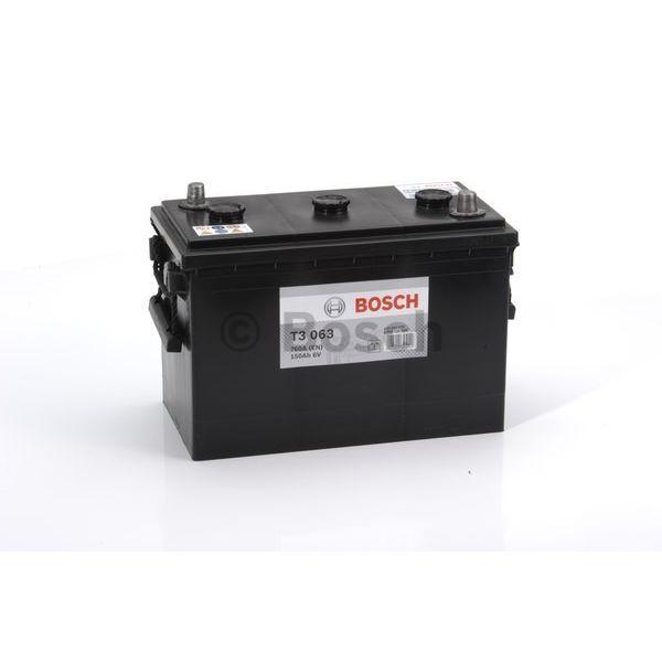 T3063 start accu 6 volt 150 ah