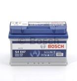 Bosch Accu EFB start-stop 12 volt 65 ah Type S4 E07