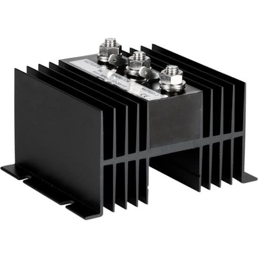 Xenteq DB 180 2-weg Laadstroomverdeler 12 - 24 volt
