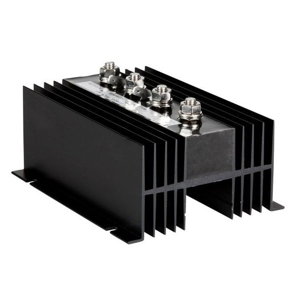DB 270 3-weg Laadstroomverdeler 12 - 24 volt