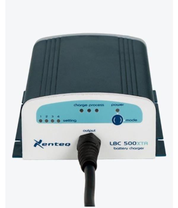 Xenteq LBC 512-20XTR acculader 12 volt 20A (waterdicht)
