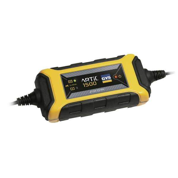 ARTIC 1500 intelligente acculader 12V - 1.5A