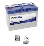 Varta Auto accu 12 volt 95 Ah Blue Dynamic type G8