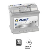 Varta Auto accu 12 volt 52 Ah Silver Dynamic type C6