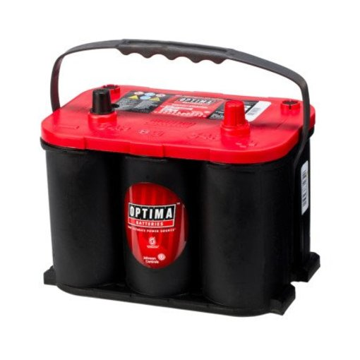 Optima Red Top RT R - 4.2 accu 12 volt 50 ah