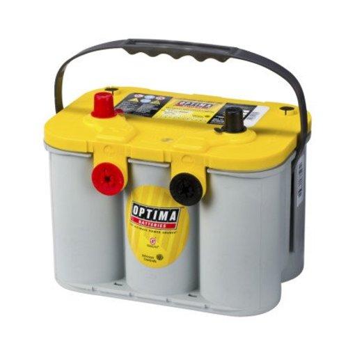 Optima Yellow Top YT U - 4.2 accu 12 volt 55 ah